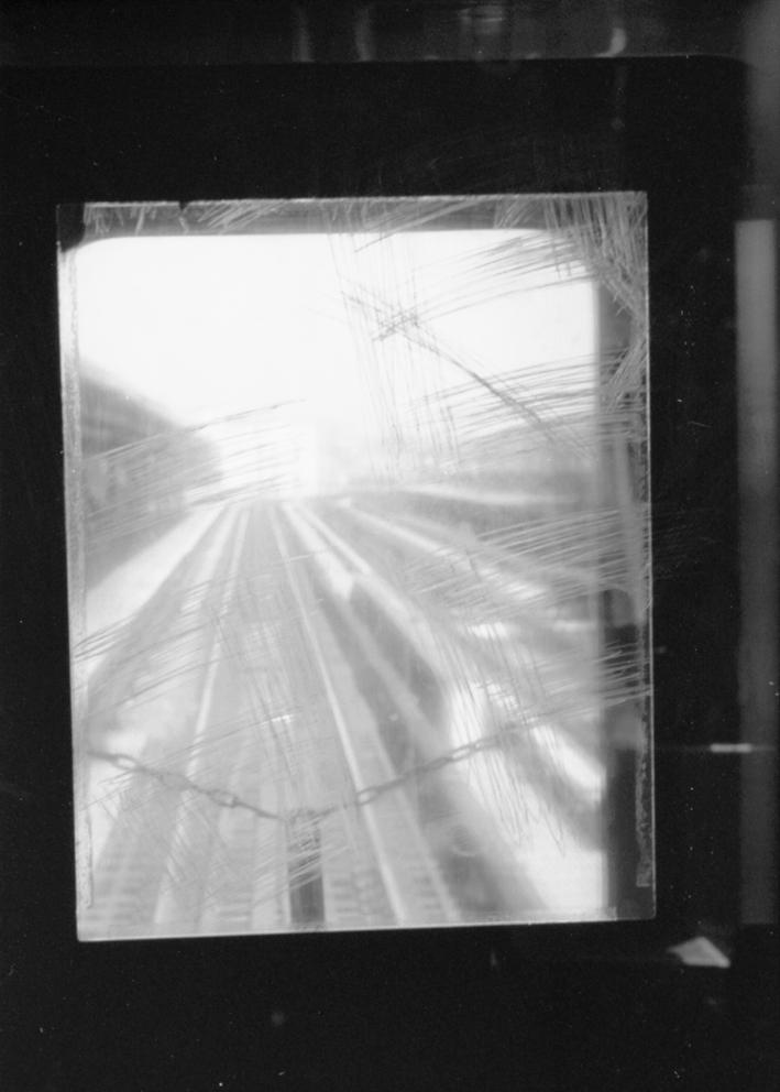 last car - subway - brooklyn