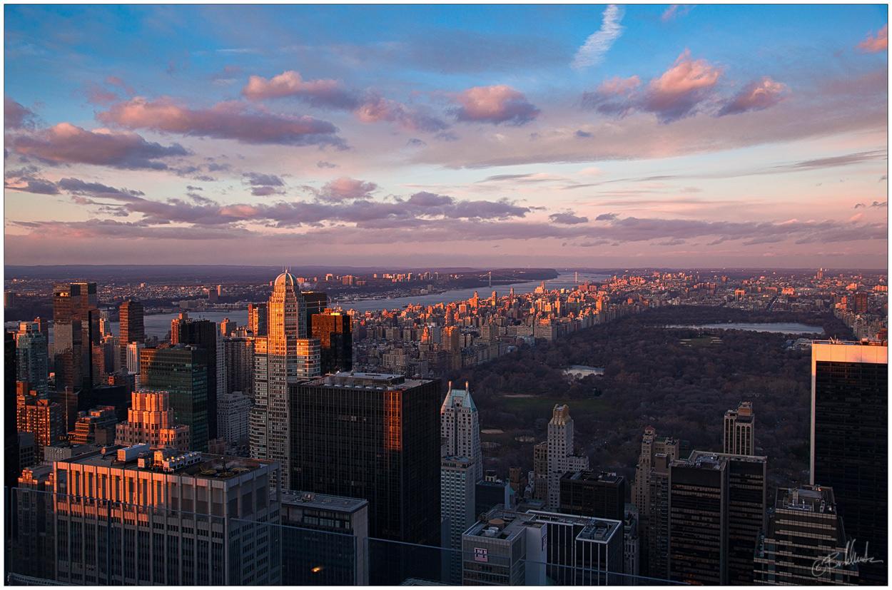 Last Light - New York City