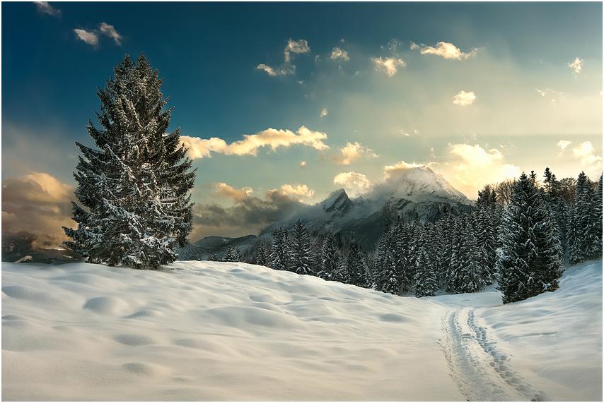 : last snow :