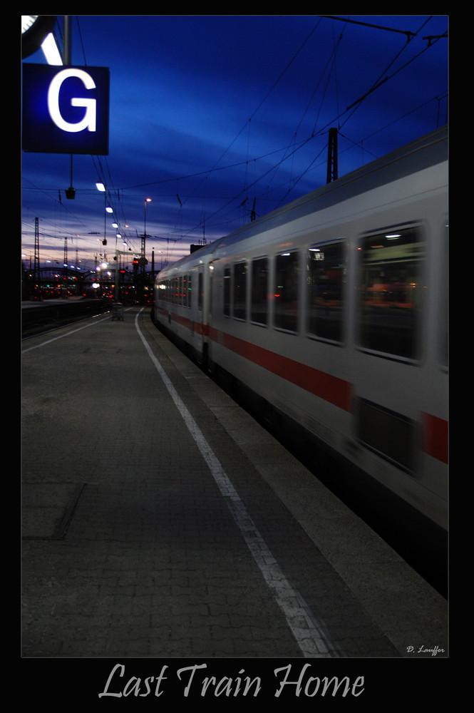 Last Train Home **reload**