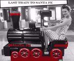 Last train to Santa Fe