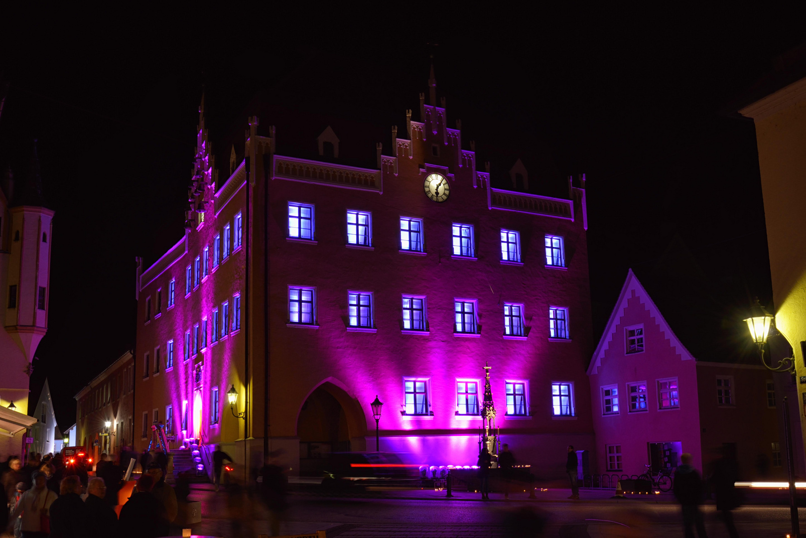 late night shopping Donauwörth