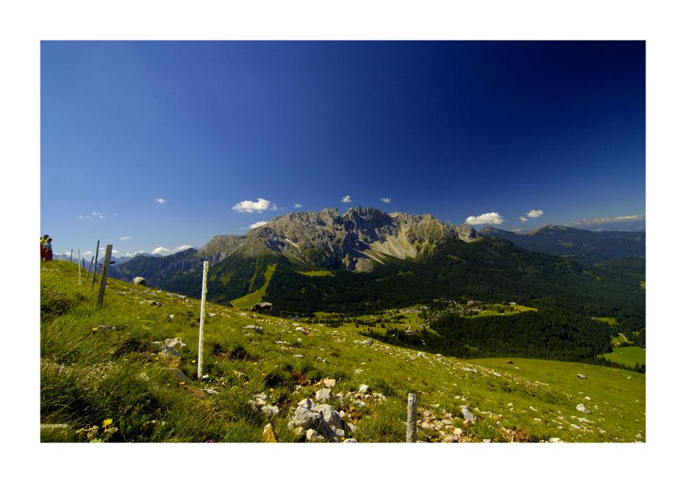 Latemar, Südtirol