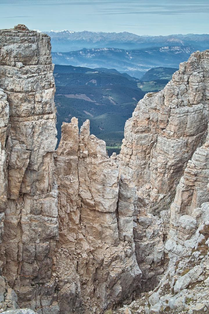 Latemargebiet/Dolomiten