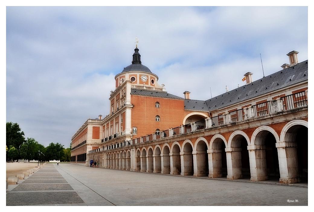 Lateral del Palacio