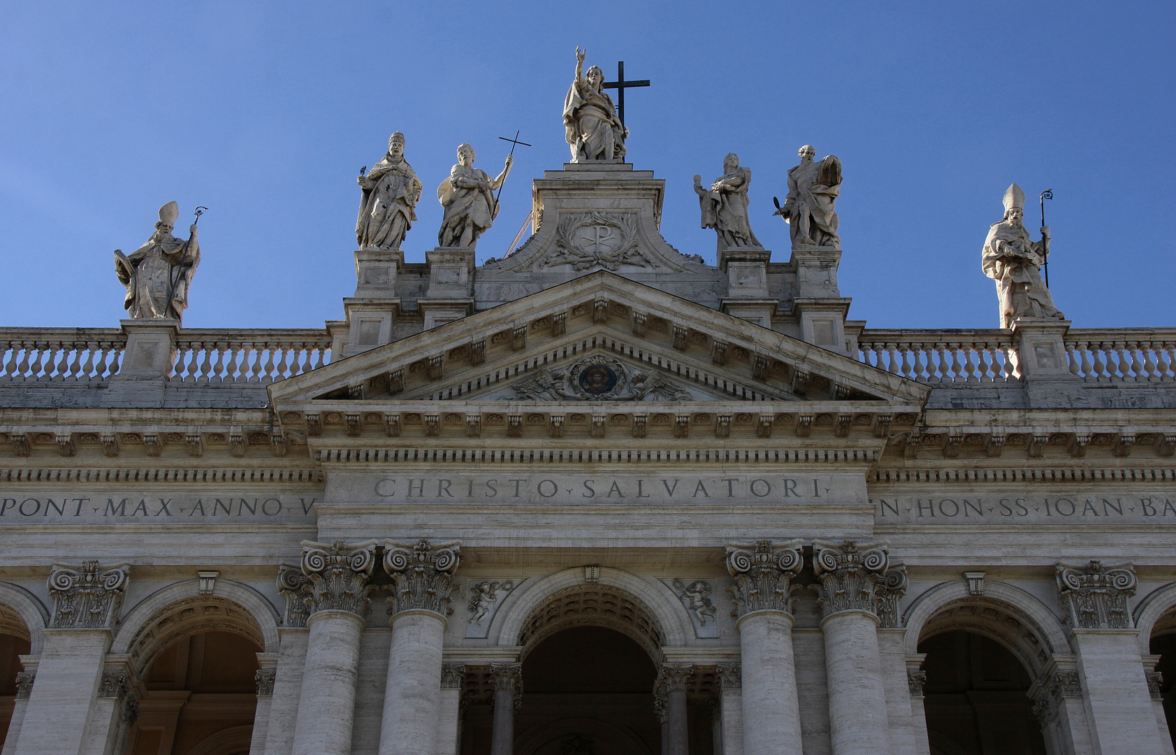 Lateran-Basilika [ Front ]
