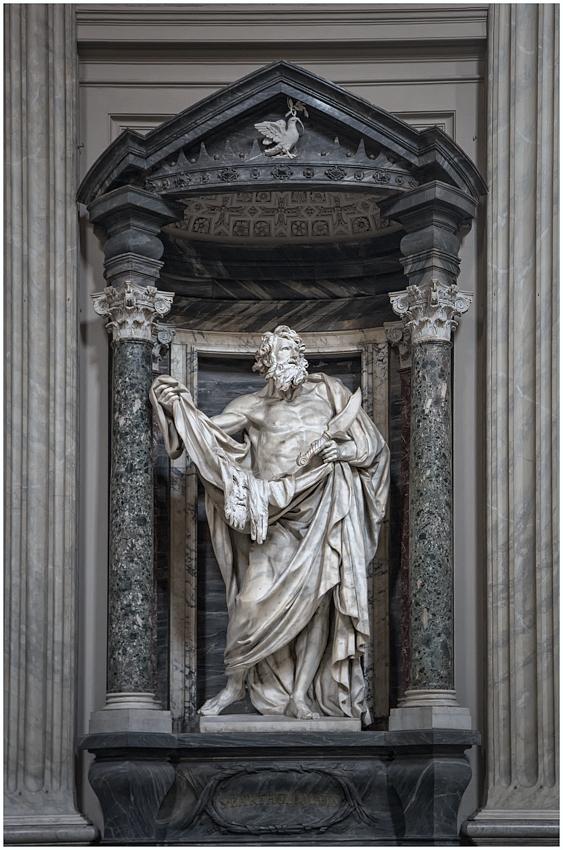 Lateran Basilika - Innenraum II
