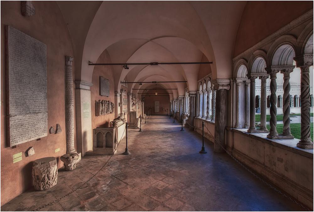 Lateran Basilika - Kreuzgang I