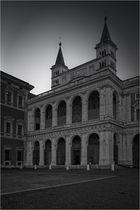 Lateran Basilika - Rückseite