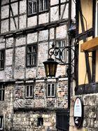 Laterne in der Altstadt