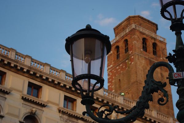 Laterne in Venedig