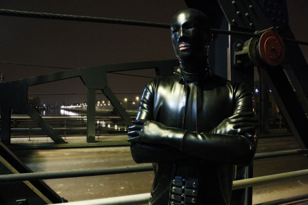 Latexfetish by night