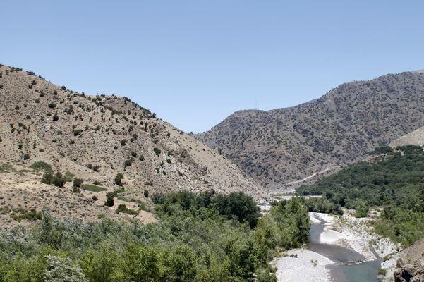 L'Atlas-Maroc