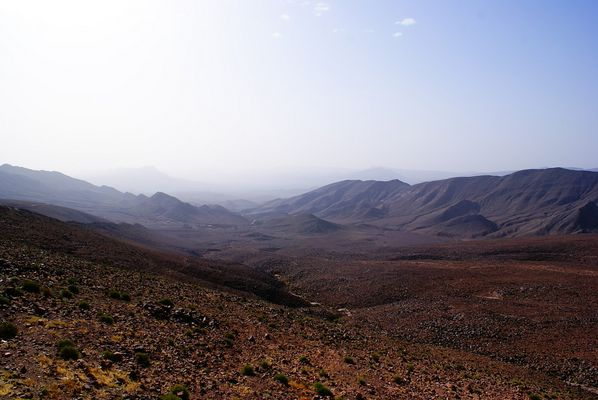 l'Atlas marocain