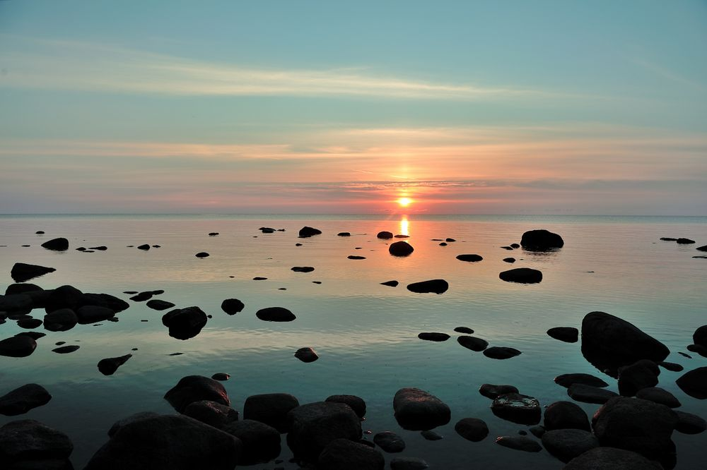 Latvian morning mystery - Kaltene