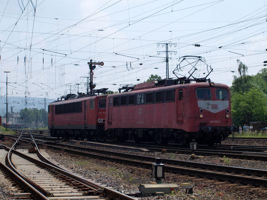 Latz 140 in Koblenz