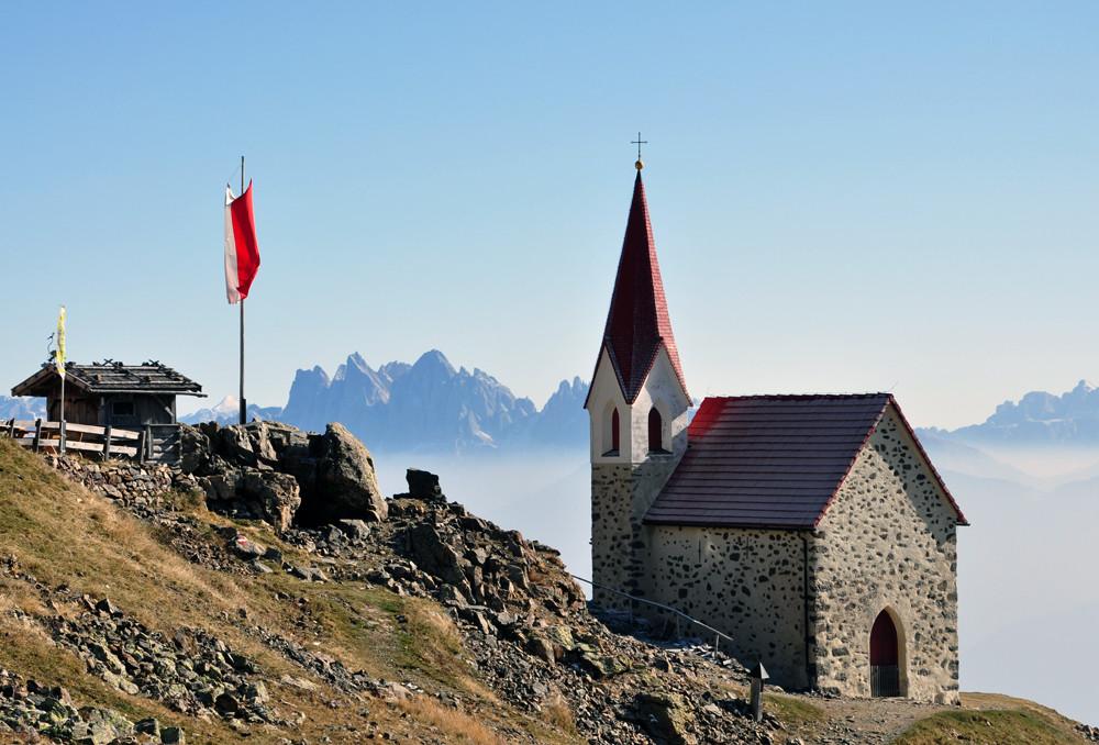 Latzfonser Kreuz - Sarntaler Alpen