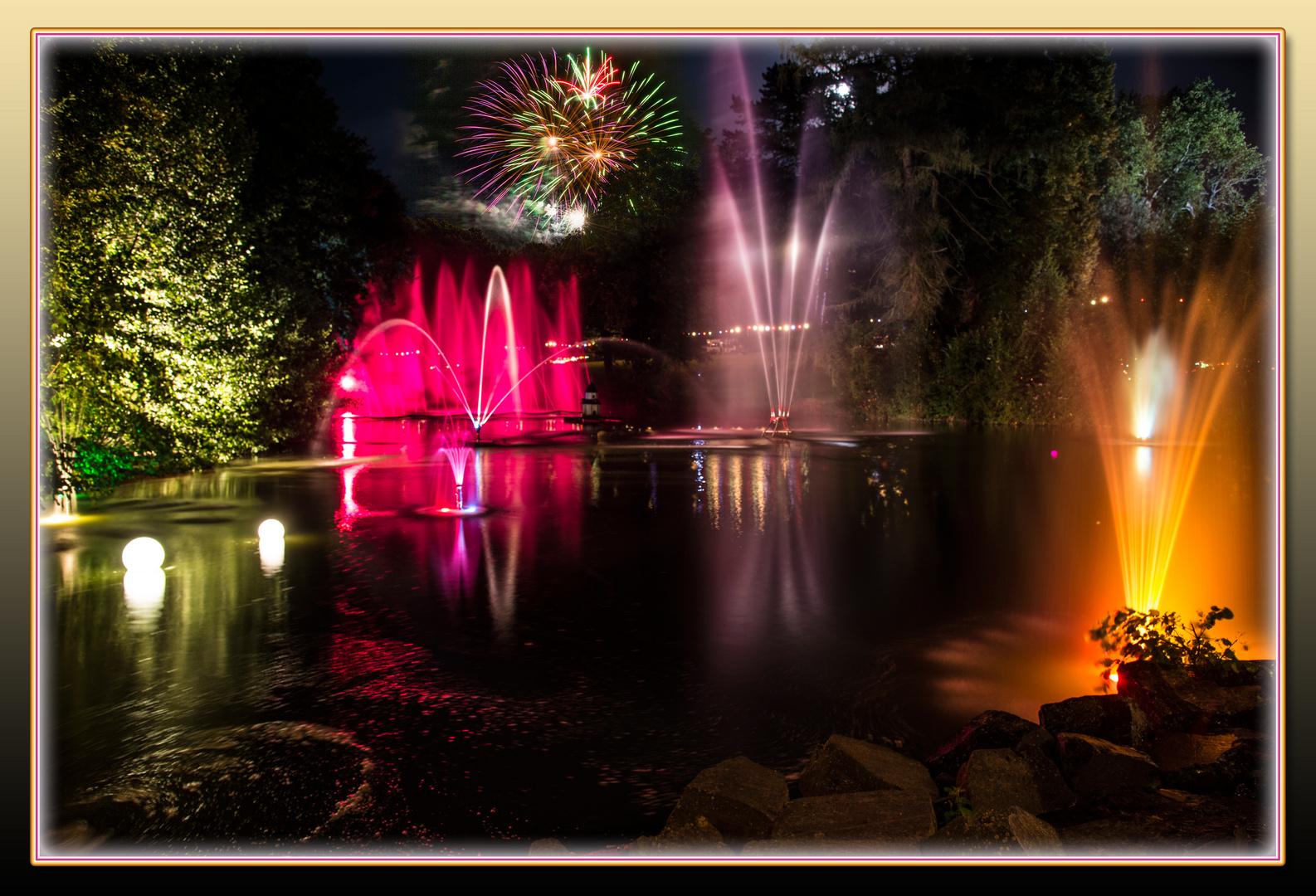 Laubacher Lichterfest