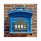 Lauenburger Briefkasten in der Altstadt
