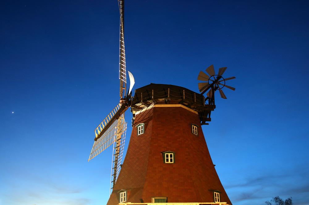 Lauenburger Mühle@night