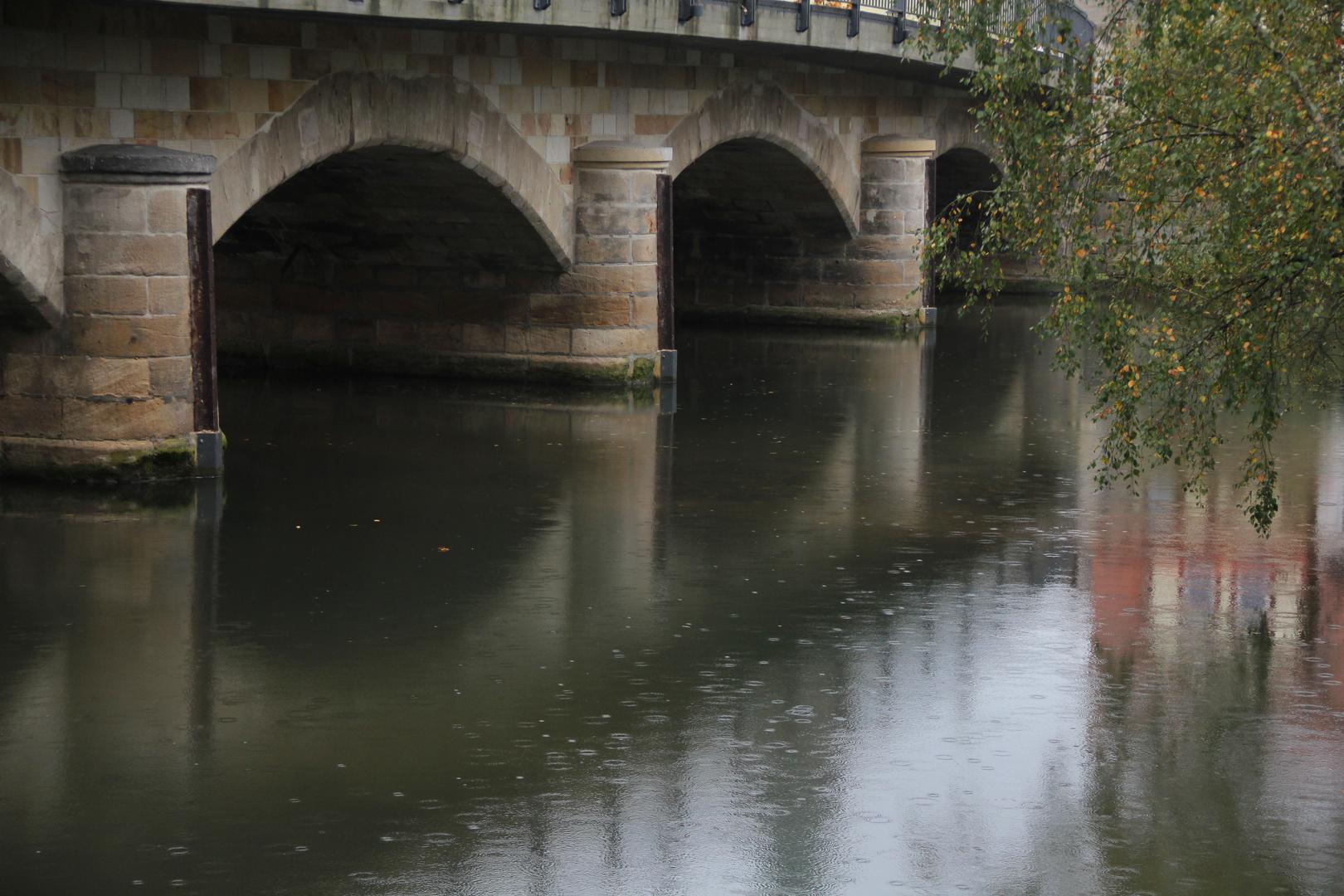Lauf an der Pegnitz, Brücke