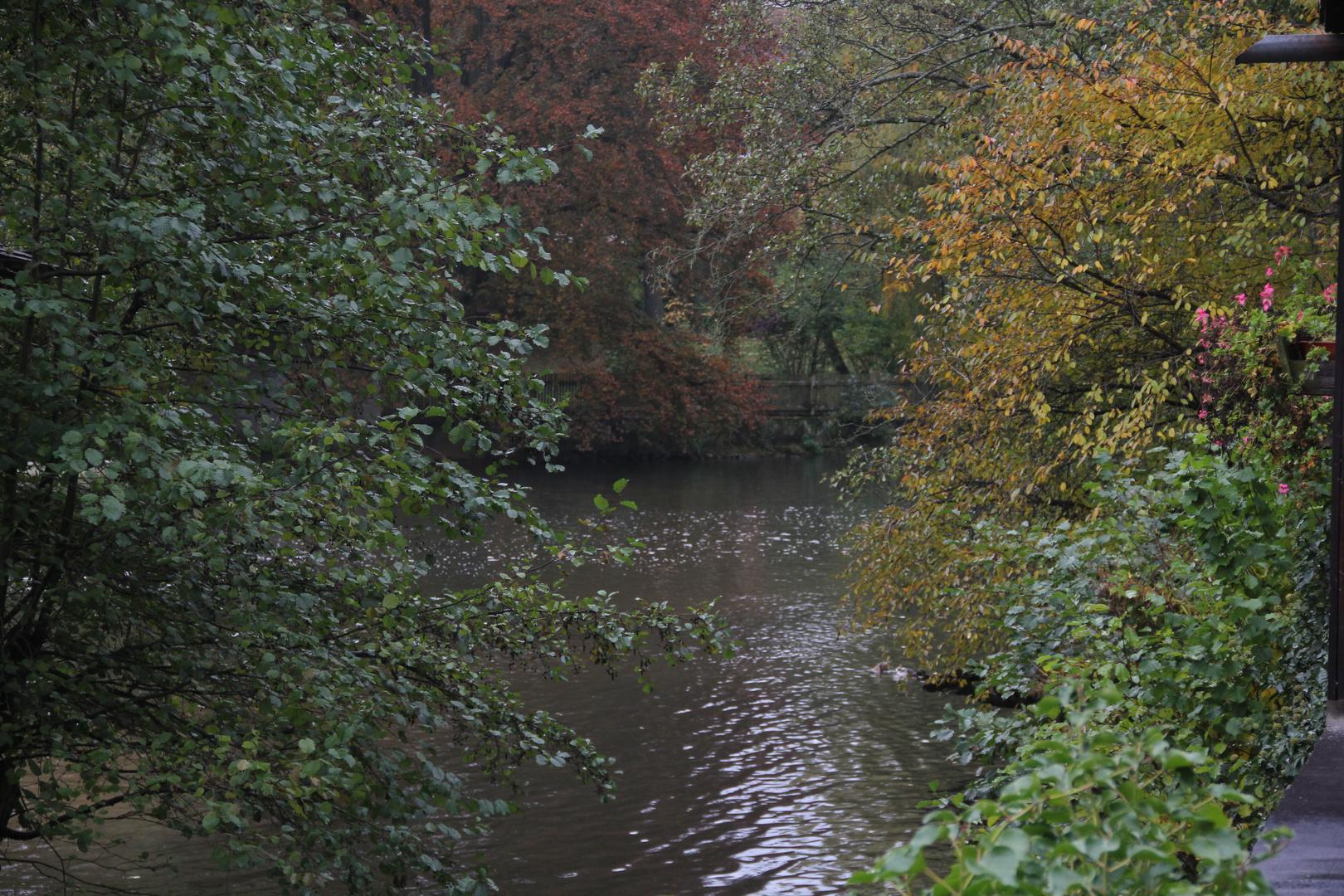 Lauf an der Pegnitz, Fluß
