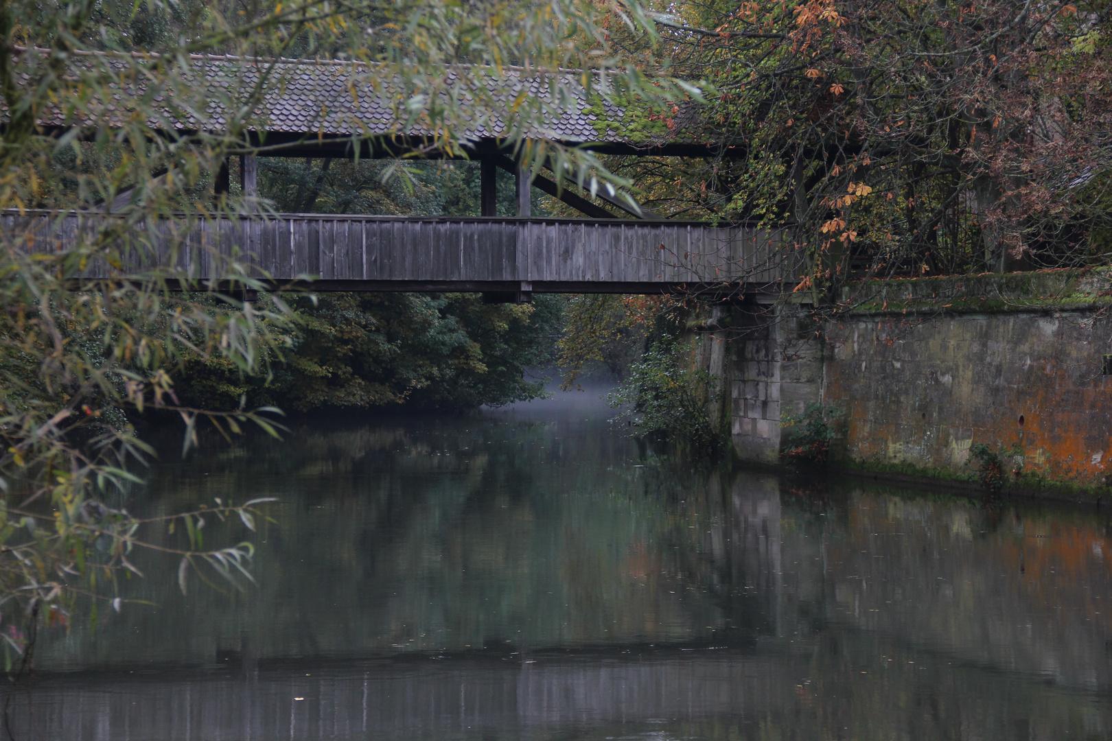 Lauf an der Pegnitz, Pegnitz, Brücke