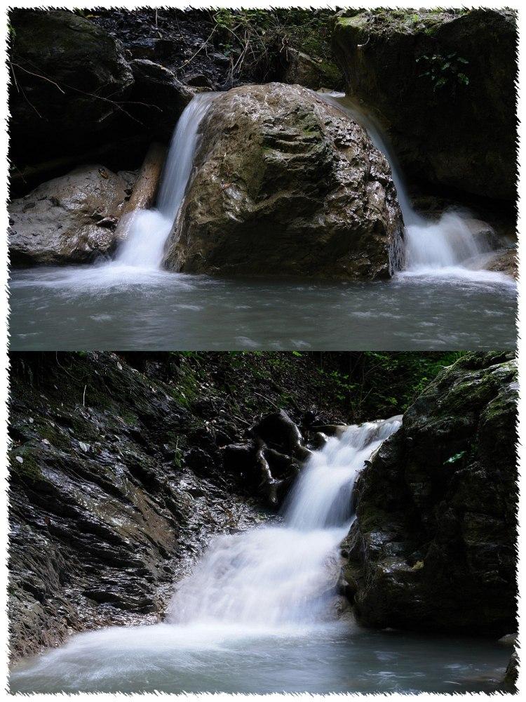 Lauf des Wasser's
