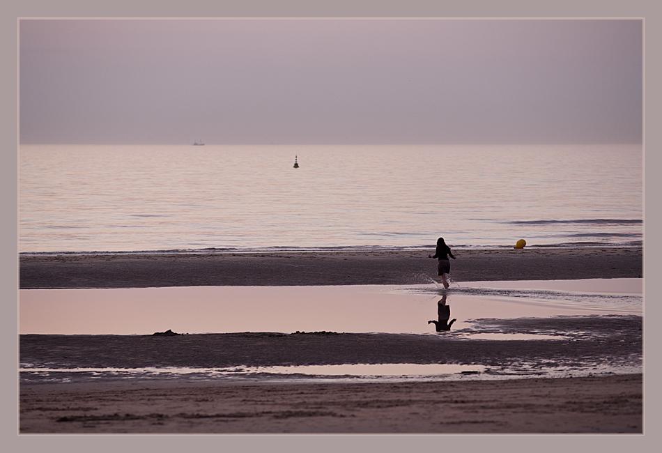 Lauf zum Meer