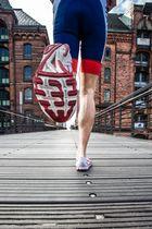 Laufen in der Hafencity