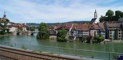 """Laufenburg am Hochrhein """"Zwei Länder eine Stadt"""""""