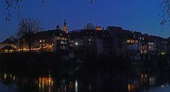 Laufenburg (Schweiz) am Hochrhein