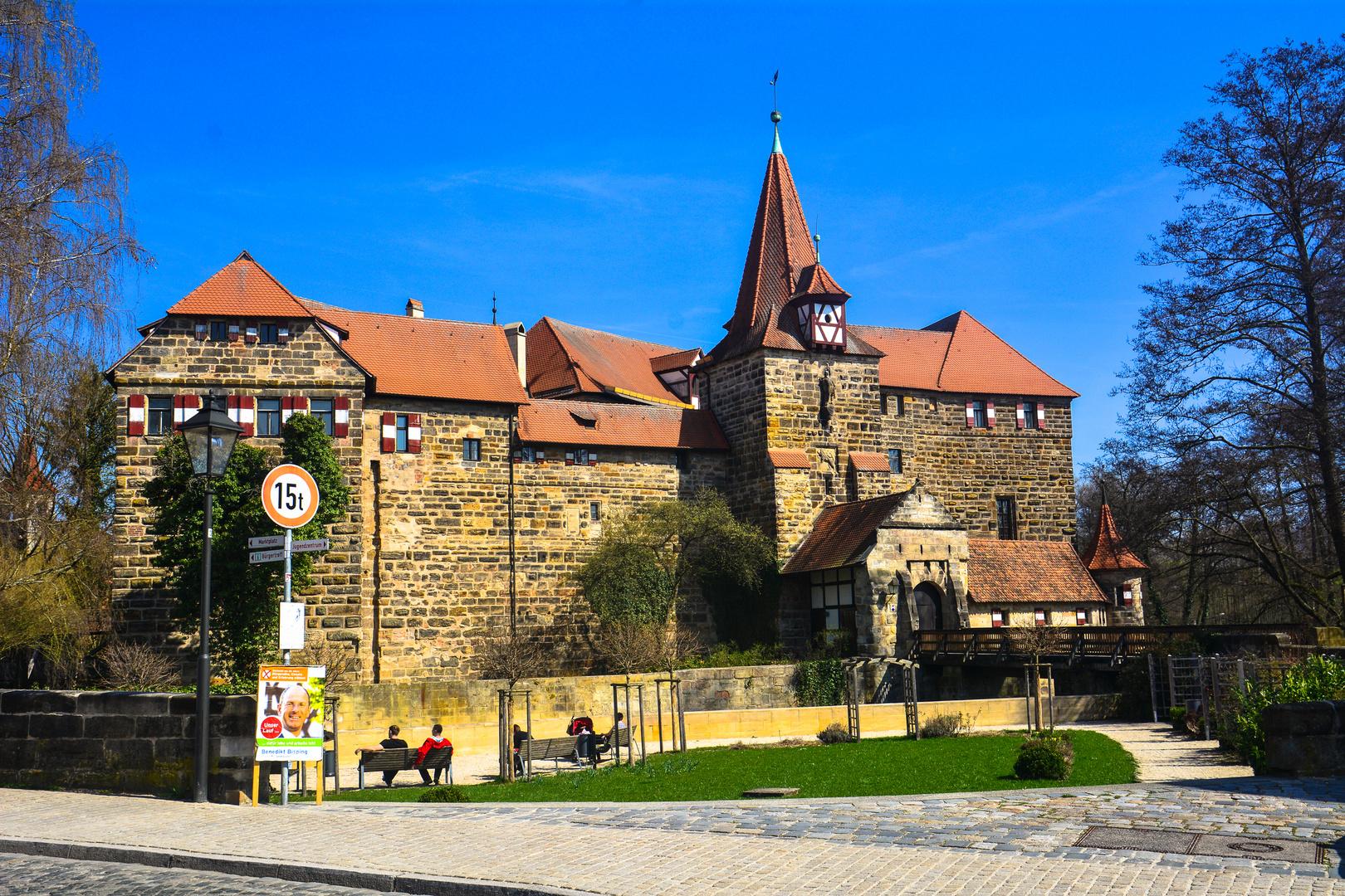 Laufer Wenzelschloss