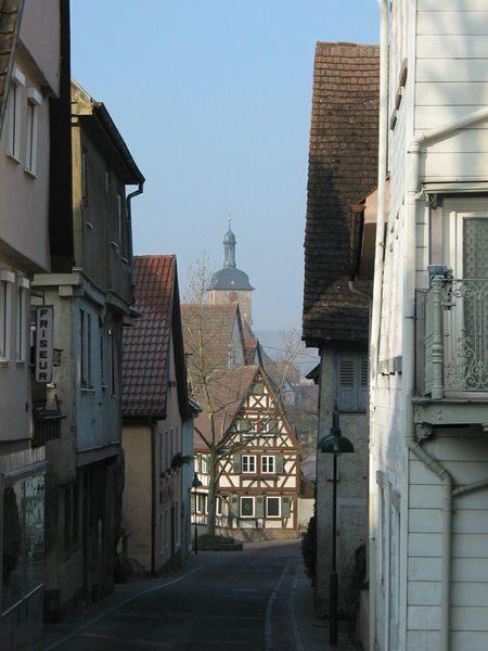 Lauffen am Neckar, Altstadt