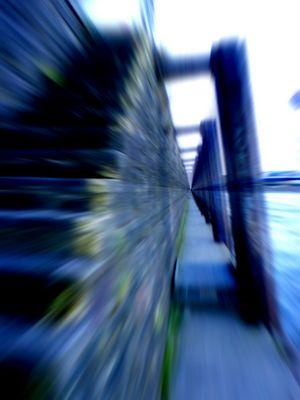 Lauf...LAUF!!!!!!!!!!!!!!!! Treppe....Deich