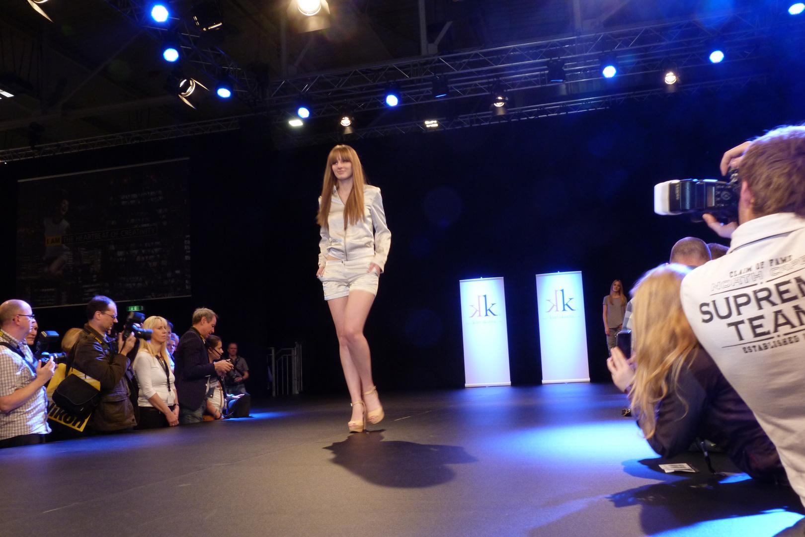 Laufsteg - Fashionshow