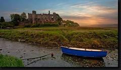 Laugharne Castle - Wales