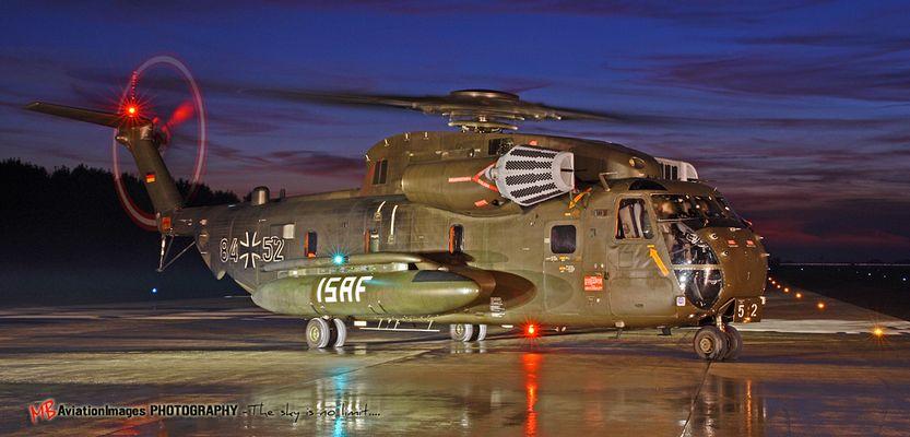 *** Laupheimer Blaue Stunde - CH-53GS ***