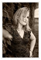 Laura Ashley im Park