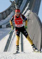 Laura Dahlmeier mit großartigen Leistungen bei ihren ersten Einzelrennen im Weltcup