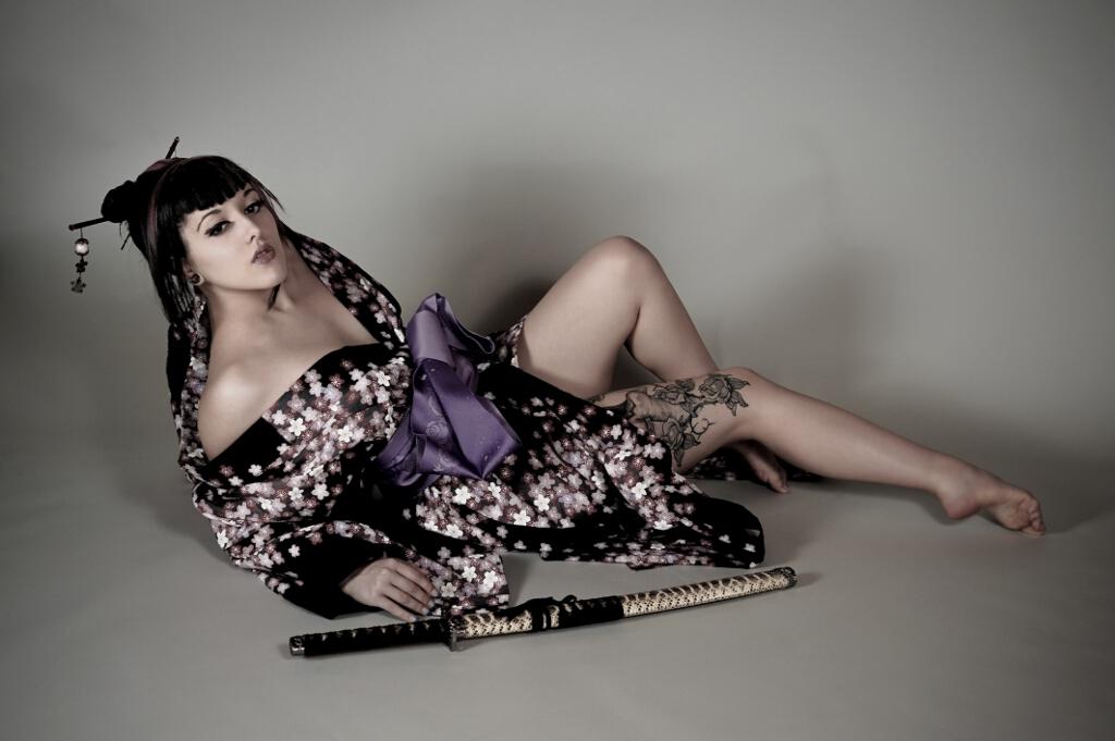 Laure - Geisha