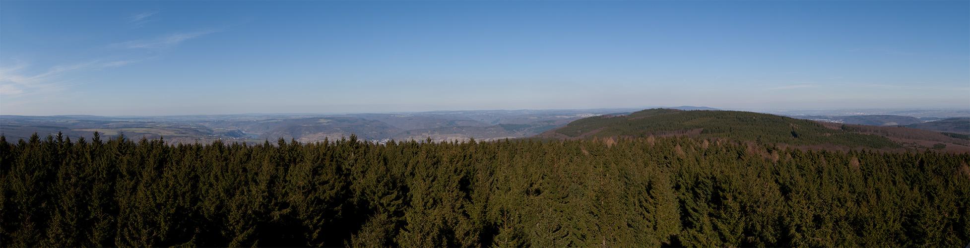 Lauschhütte, Salzkopfturm 2