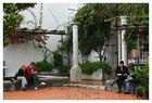 Lauschiges Plätzchen in Lissabon