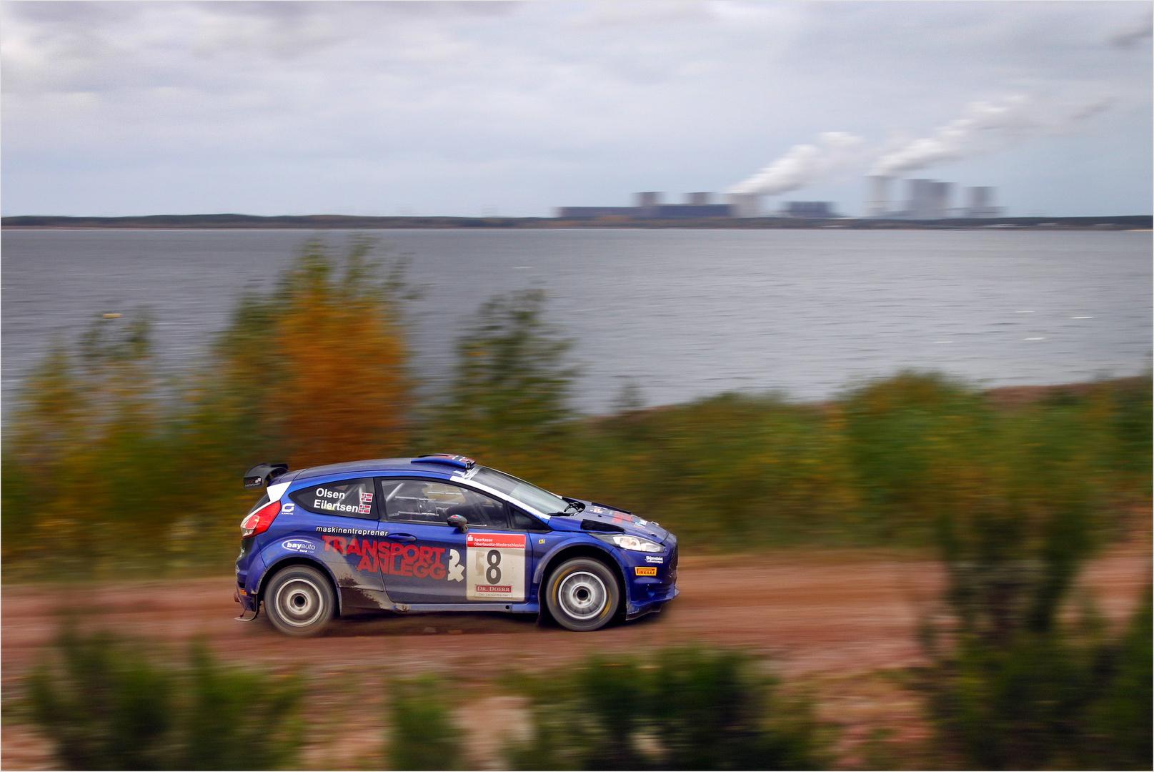 Lausitz-Rallye 2016 #1