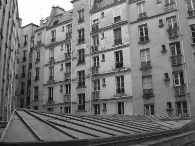 L'austérité parisienne.