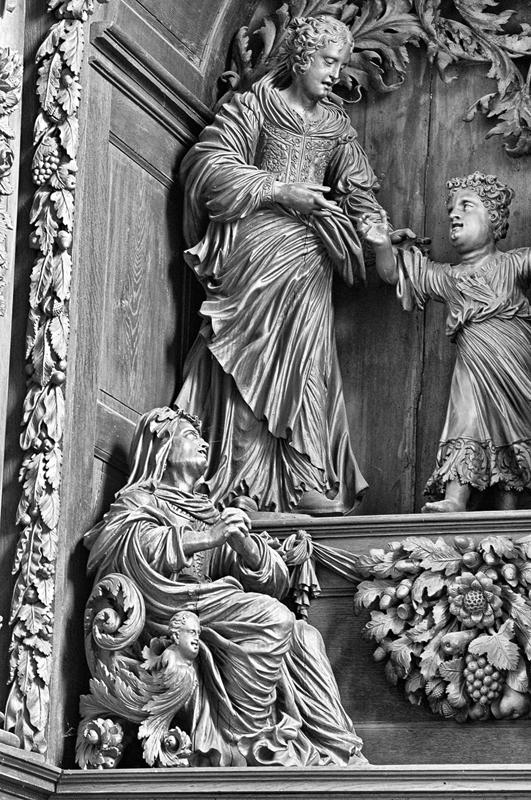 l'autel baroque ...