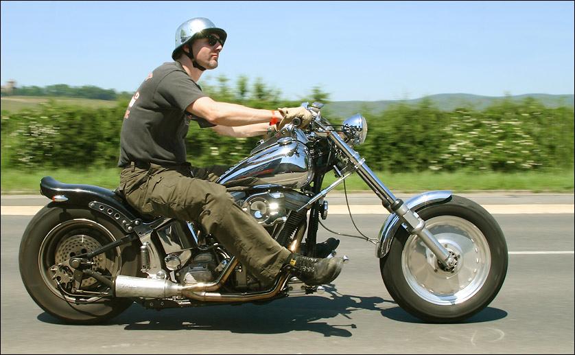 Lauter Chrom [Cool Biker #5]