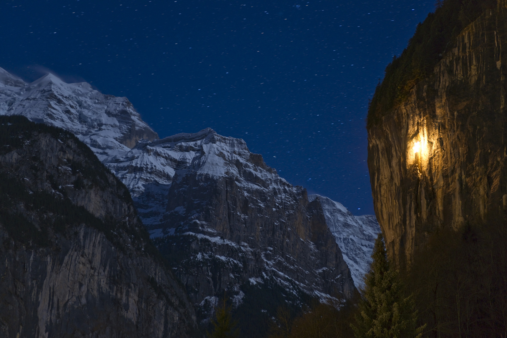 Lauterbrunnental Nights