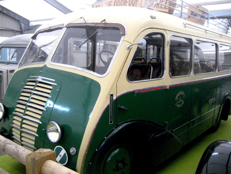 L'autocar des vacances