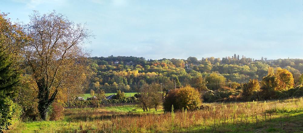 L'automne à Dampmart **